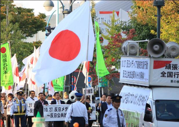 平成24年10月27日 街宣開始