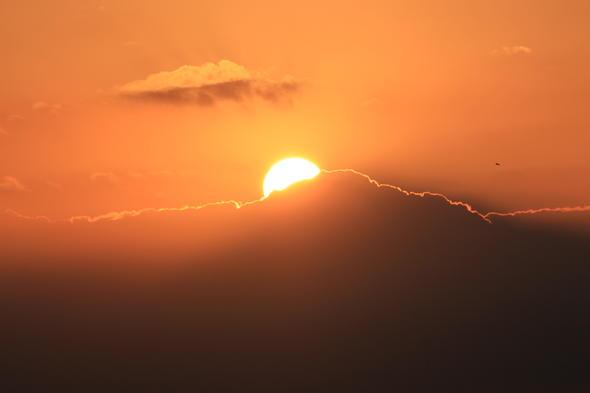 志摩からの夜明け