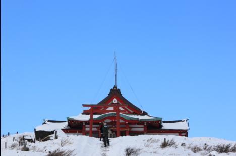 箱根 元宮神社