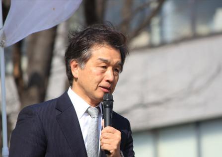 三月二十三日 名古屋 赤池先生