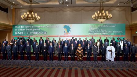 130605アフリカ開発会議