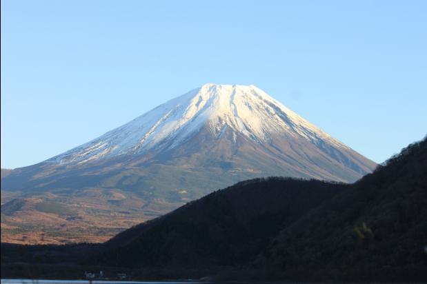 富士山に登ろう!