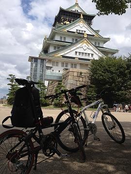 大阪城&天神橋筋商店街008