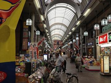 大阪城&天神橋筋商店街015