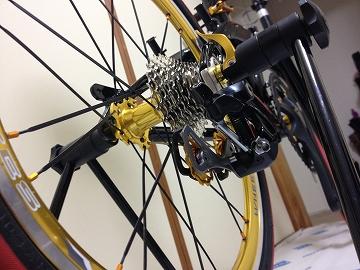 ザッキーの自転車Ⅱ 019