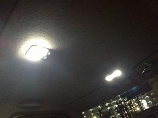 LEDルームランプⅡ 017