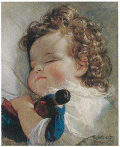 マリー・フランツィスカ・ルヒテンシュタイン侯女2世の肖像s