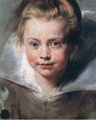 クララ・セレーナ・ルーベンスの肖像2s