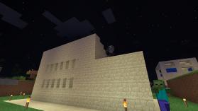 house sandstone