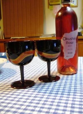 冬至ワイン