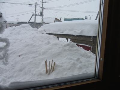 大雪再び1