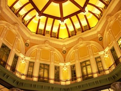 東京駅内部ドーム