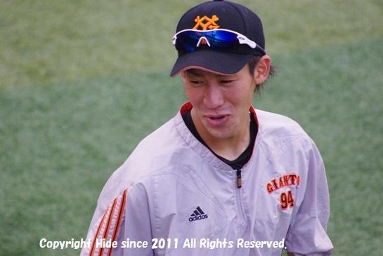 小山投手#94
