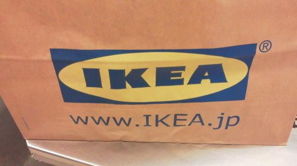 初 IKEA ^^;