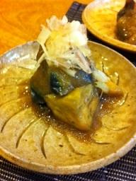オナス味噌煮