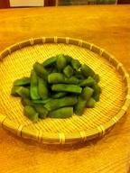 やっぱり枝豆