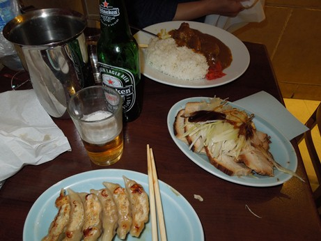 パリ・日本食レストラン(中華)