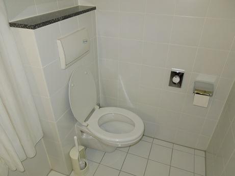 ミュンヘン ホテルのトイレ②