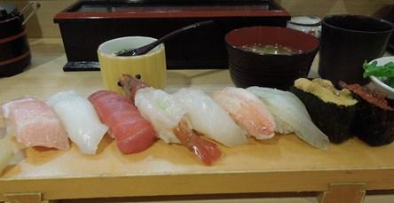 いわき市・寿司