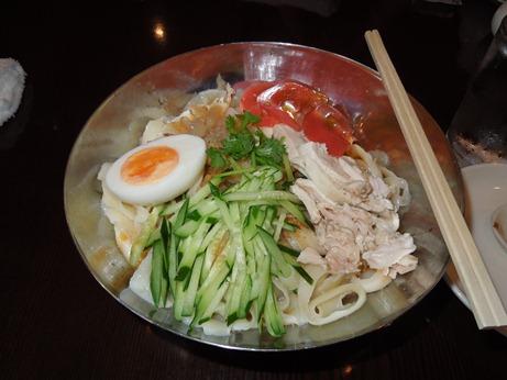 刀削麺シーアン①