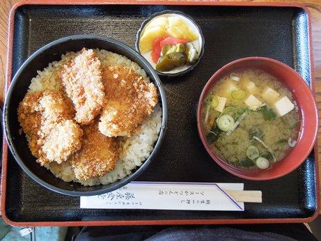 藤屋ソースかつ丼