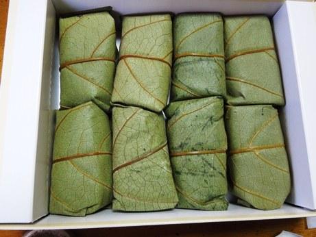 柿の葉寿司⑥