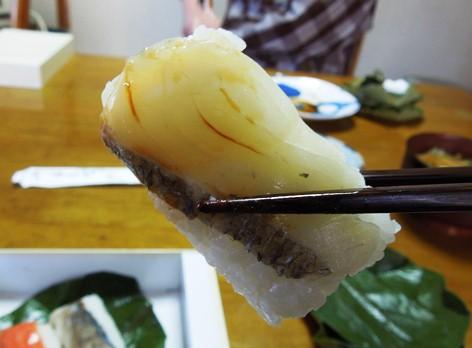 柿の葉寿司10