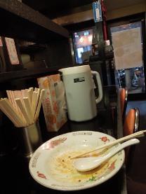 新橋・担担麺⑧