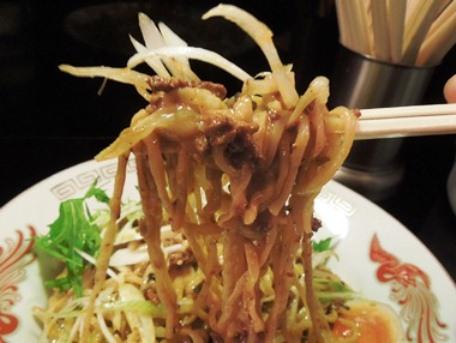 新橋・担担麺⑤