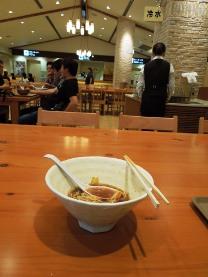 スープ焼きそば⑧