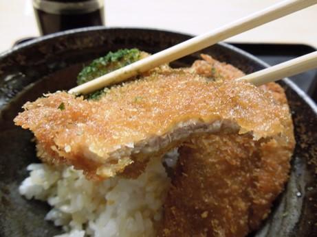 タレカツ丼⑥