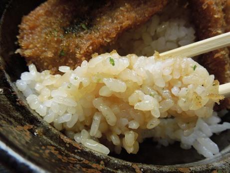 タレカツ丼⑦