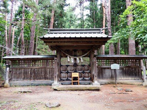 土津神社①