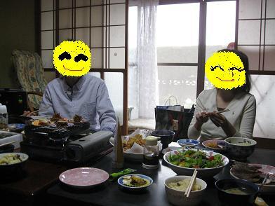 笑顔の素敵なご夫婦♪