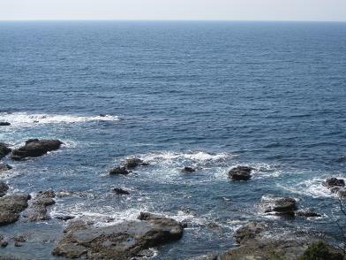 凪の日本海