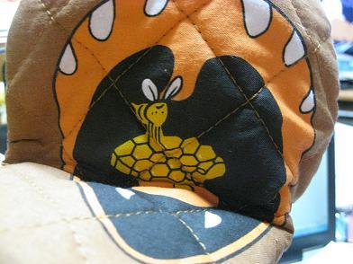 蜂さんがぁ~