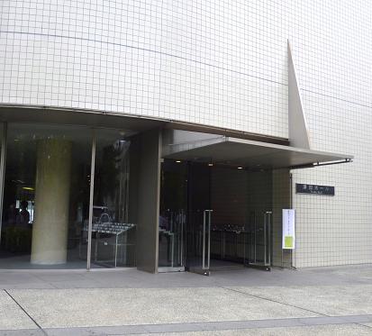 津田ホールへ 005