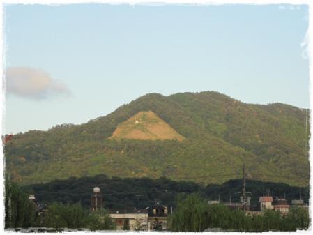 今日の如意ヶ岳
