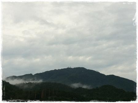 ごまちゃんの眠る比叡山