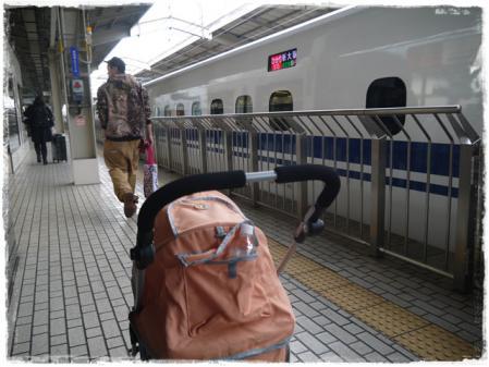 新大阪止まりの新幹線