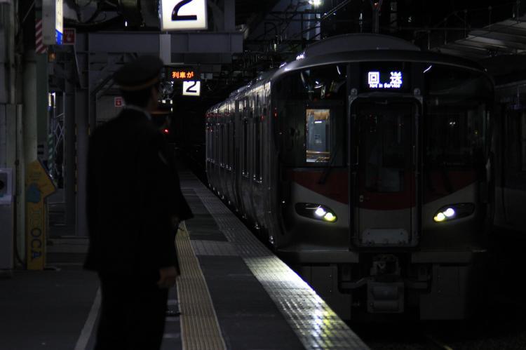 227系A03 3両 広島