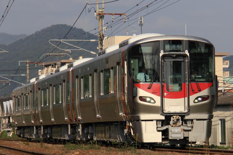 227系A02 3両 安芸中野-海田市