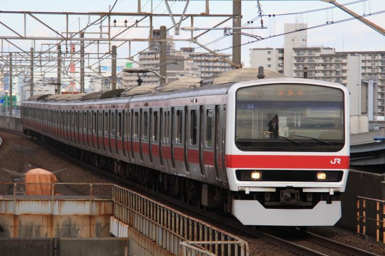 209系500番台 ケヨ34 舞浜