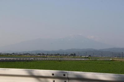 7月10日鳥海山