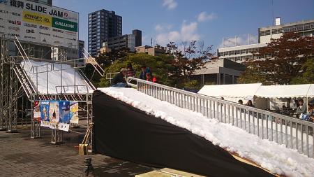 雪フェス・ステージ