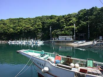 なきり漁港