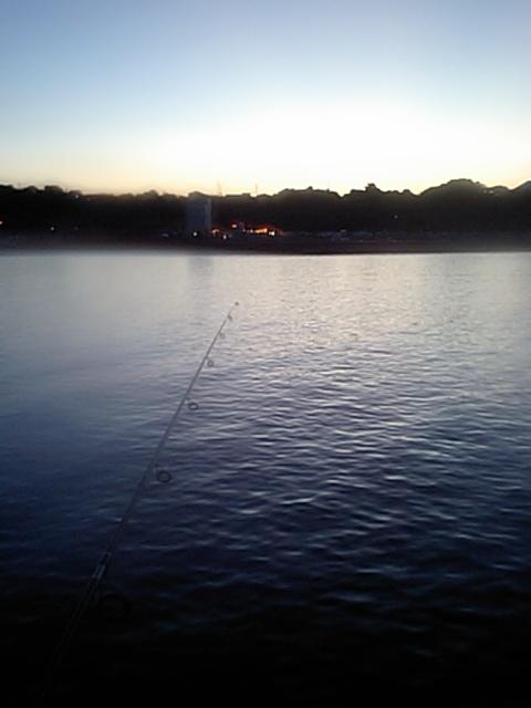 釣り3落日