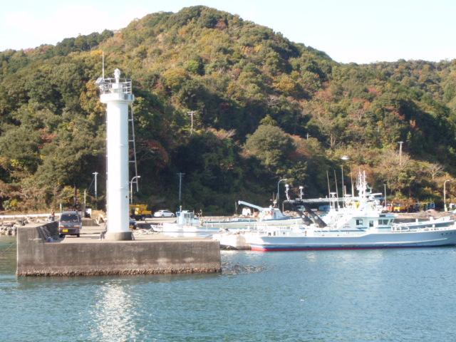 風裏の港その2