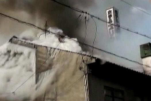 福山市ホテルプリンス火災01