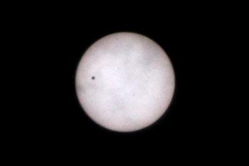 金星日面通過 022